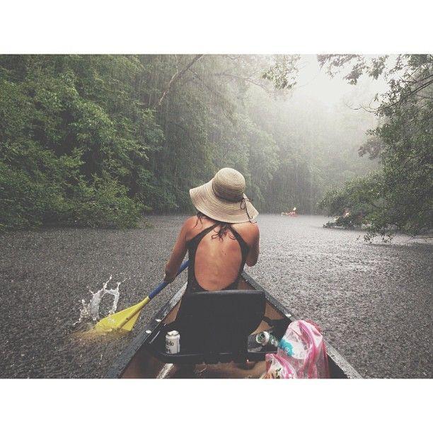 summer adventuring