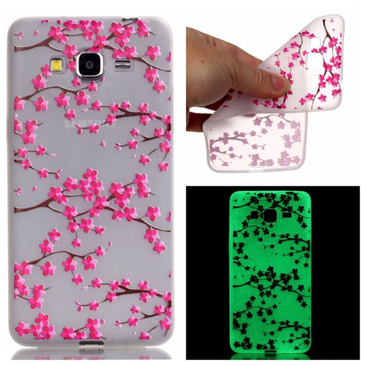 Luminous Soft Cases for Samsung Galaxy J3 Glow in Dark Mandala Cat Dandelion Clear TPU Silicone Phone Cover Shell Coque Flower