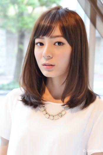 美女の仲間入り!?2016年はヘアスタイルを似せて綾瀬はるか風を極める! | beauvoトピックス|すべての女性にキレイを。