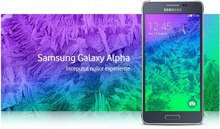 Samsung Galaxy Alpha disponibil acum și prin intermediul MarketOnline la un preț ceva mai accesibil   ► SPRE ARTICOL: http://mbls.ro/1mL4Dwu ► SPRE MAGAZIN: http://mbls.ro/1rHUilA  #samsung #marketonline #telefoane #galaxyalpha