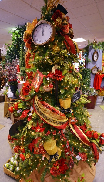 Time For Christmas Rock Around The Clock Collectors And Watcher Alike Will Reciate Irony Of Decorating A Tree That Encourages Everyone