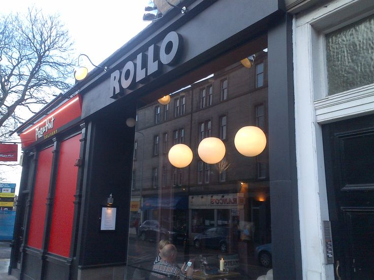 Rollo is simply outstanding :-)