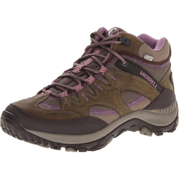 Merrell Salida Mid Waterproof Hiking Boot (Women)