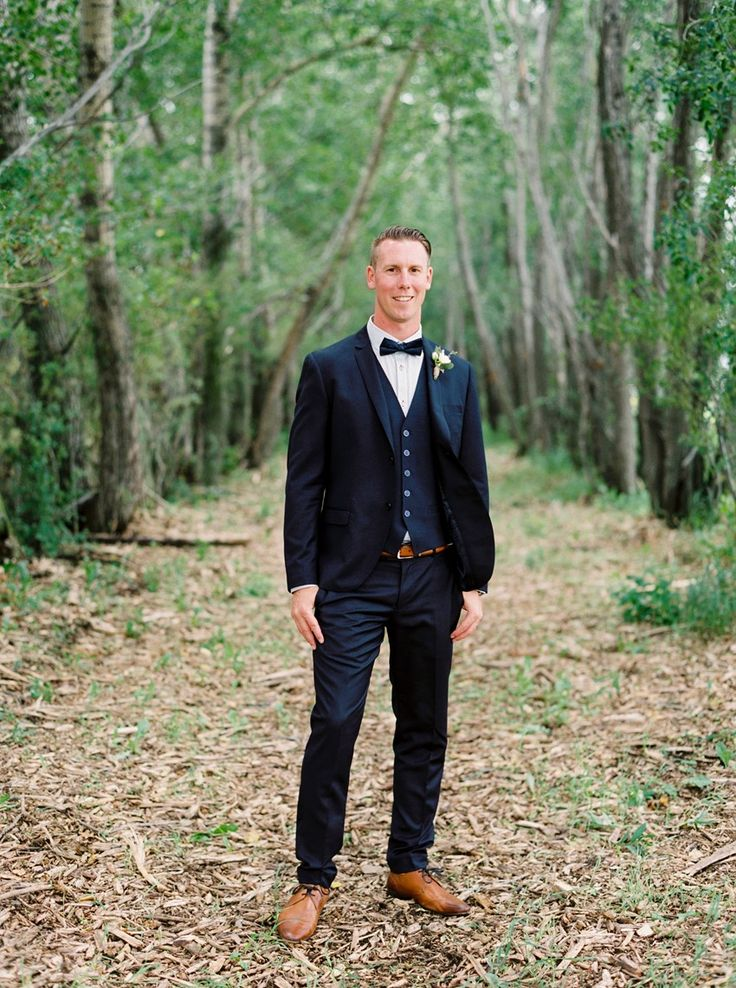 47 best Stylish Grooms images on Pinterest | Blue suit groom ...