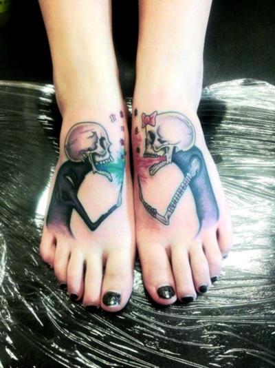 .Tattoo Ideas, Skull Tattoo, Girls Tattoo, Foot Tattoo, Feet Tattoo, Heart Tattoo, Tattoo Design, A Tattoo, Alex O'Loughlin