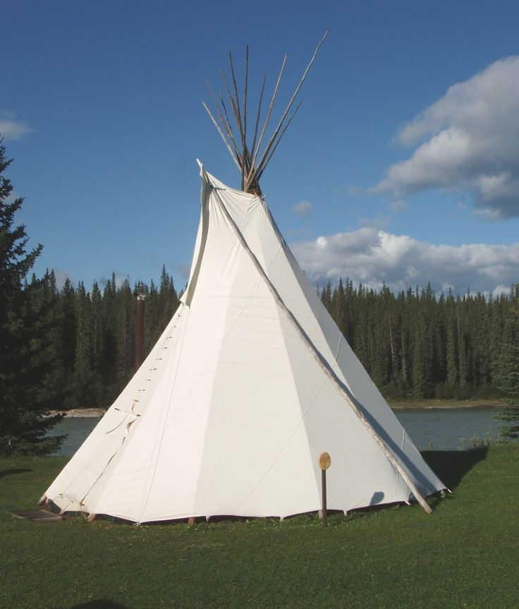 Old Entrance Teepees