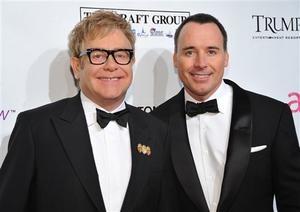 Elton John, David Furnish welcome 2nd son http://www.uticaod.com/living/x1146192578/Elton-John-David-Furnish-welcome-2nd-son#