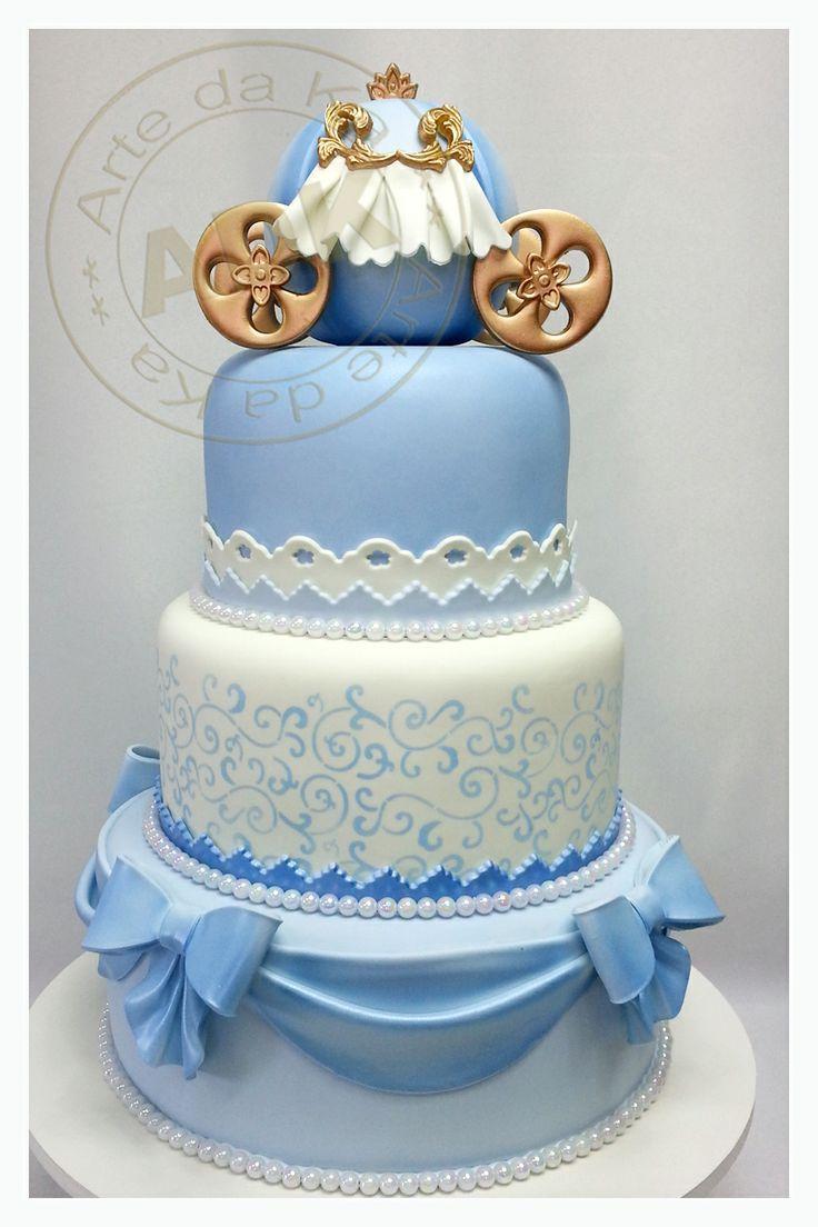 cinderella cake - Buscar con Google