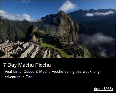 Best Vacation Packages Images On Pinterest Machu Picchu Peru - Peru travel packages
