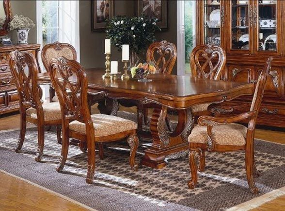 Best 25+ Oak dining room set ideas on Pinterest | Refurbished ...