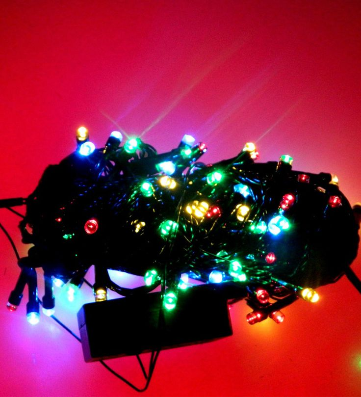 Decorative Multicolored LED Lights – 7 Meters Long @ Rs.99
