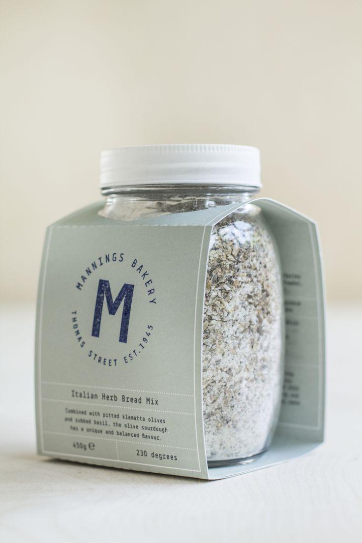 label / food / herb
