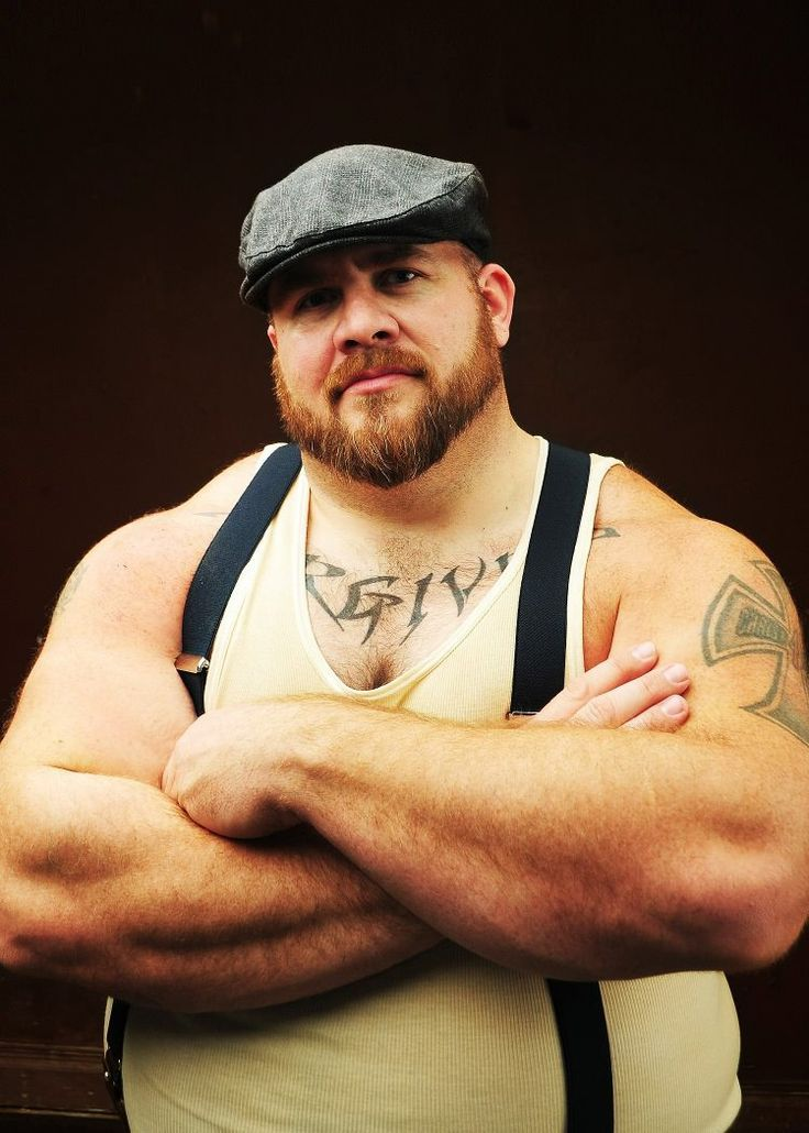 Image result for large man beard | Body positivity, Bear men