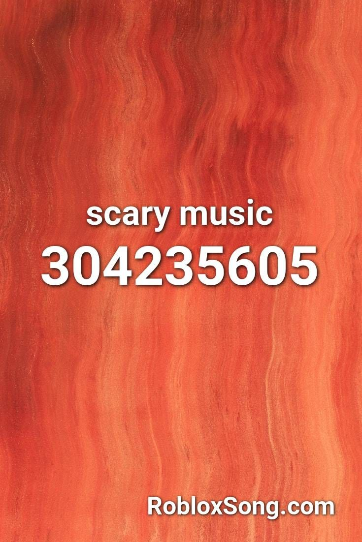 Scary Music Roblox Id Roblox Music Codes In 2020 Scary Music