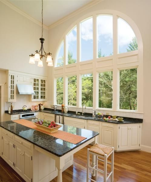 Great Kitchen Design (product: #JELD-WEN Siteline EX Wood