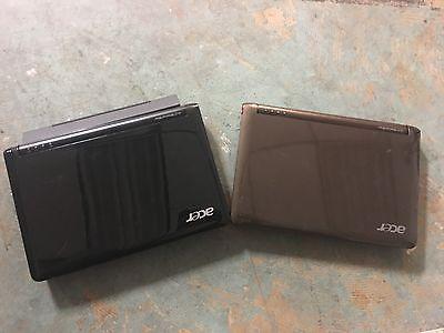lot of 2 model zg5 acer laptop aspire one