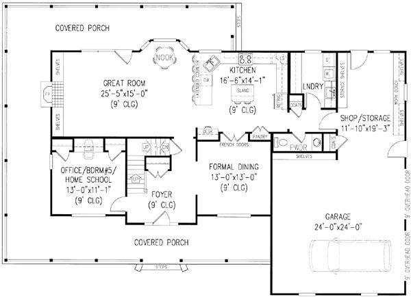 Single Story Home Plans With Wrap Around Porches Fresh House Plans With Wrap Around Porch Country Style House Plans Country Farmhouse House Plans New House Plans