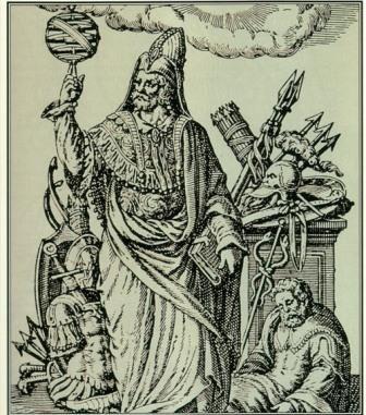 Бог Тот – Гермес Трисмегист и «Изумрудная Скрижаль»   zhitanska.com