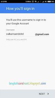 Buat Akun Gmail Tanpa Verifikasi No HP