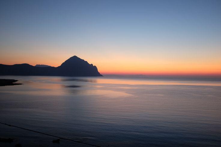 Monte Cofano, Custonaci, Sicilia