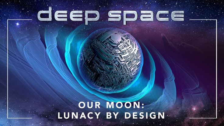 Our Moon: Lunacy by Design - Deep Space - Season 2, Episode 6 - November 29, 2017 - Guest: Mike Bara, David Wilcock, David Childress, David Icke, Michael Salla  Is our moon an interstellar ark, with a powerful computer which has fallen to reptilian control and now used to subtly influence humanity? Insiders tell us that our moon has been built as an ark to preserve life from dying planets by transporting them to our world. For this life to survive, the ideal climatic conditions on Earth...