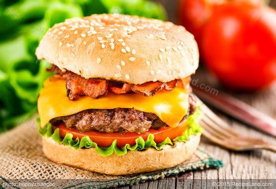 Ranch Burgers: Ranch Burgers recipe