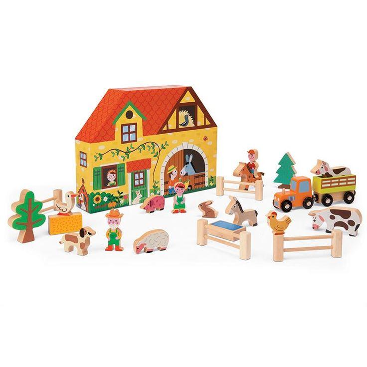 FARM STORY BOX