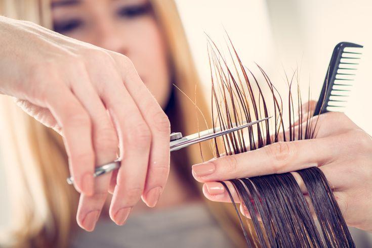 Regelmäßig Haare schneiden ist ein Muss