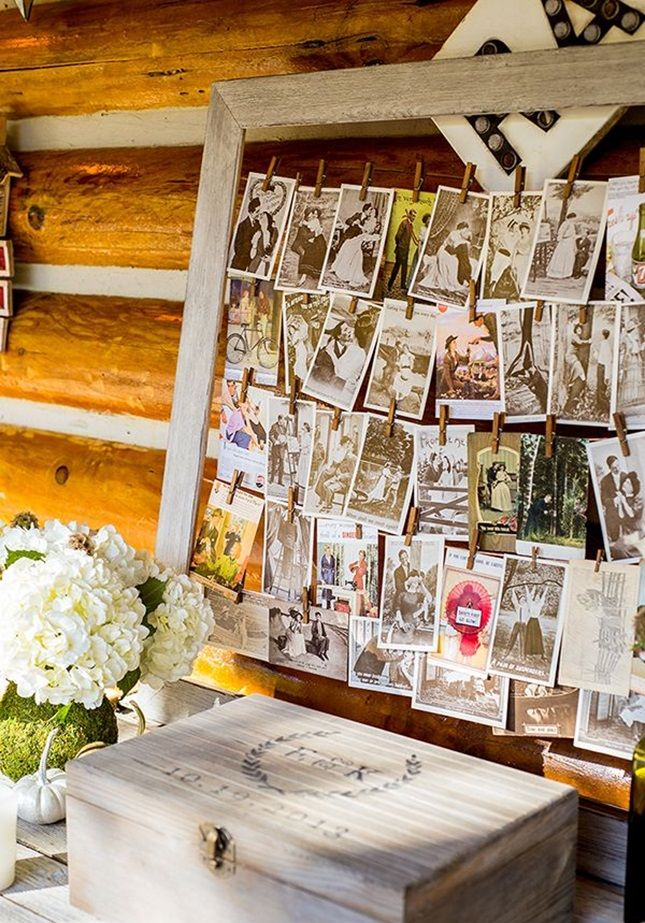 Packed full of shabby chic, vintage, western and bohemian details, rustic weddings promise tons of natural beauty, plus an easy-going, down-home vibe you and all of your guests are sure to love.
