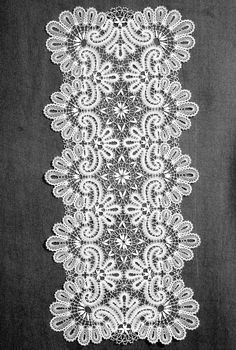 Russian lace.