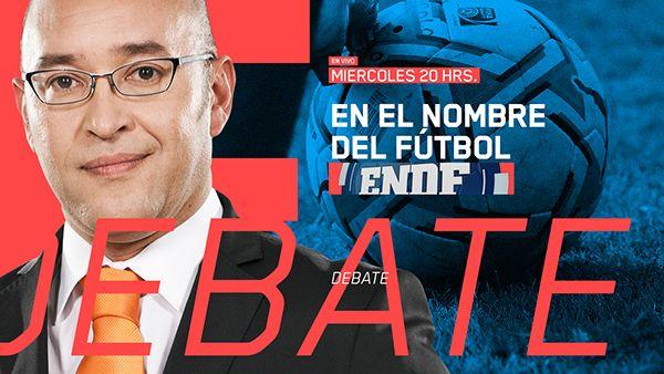 Canal del Fútbol ( CDF ) / Channel Branding on Behance