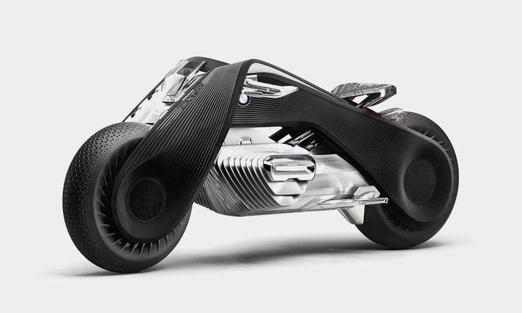 BMW Motorrad Vision Next 100 Concept Motorcycle