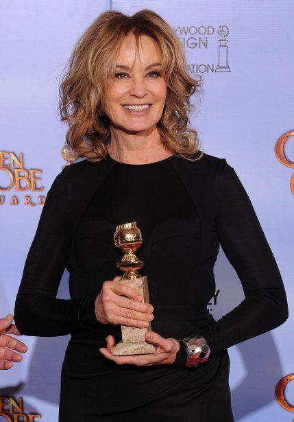 Jessica Lange Golden Globe American Horror Story