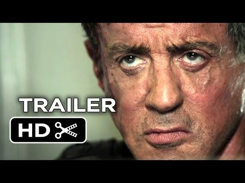 The Expendables 3 Official Trailer #1 (2014) - Sylvester Stallone Movie HD: Playing in August