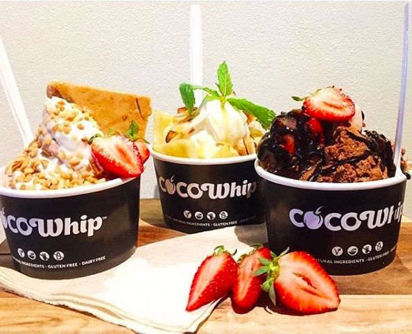 Get ready with those spoons! Soon to hit Dubai are these delicious guilt-free ice-creams made from coconuts!