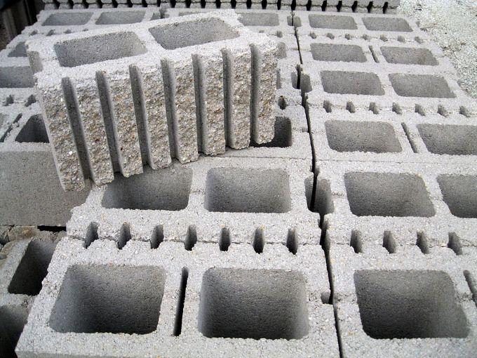 *콘크리트 블록 The Different Styles Of Concrete Blocks