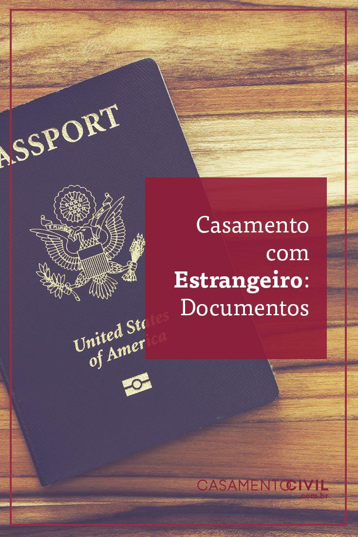 Seu amor é de outro continente!? Neste post, falamos sobre os principais documentos exigidos para o casamento com estrangeiro no Brasil. Clique e saiba mais.
