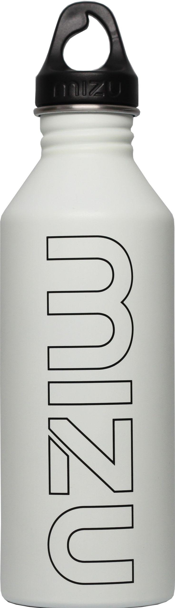 White Mizu Bottle