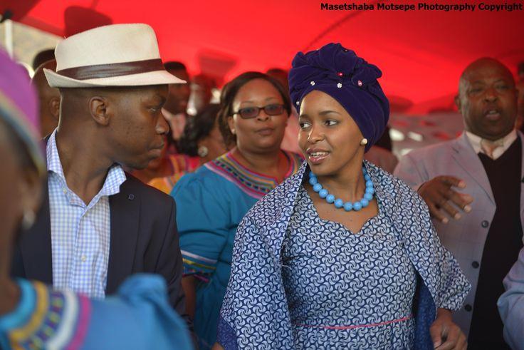 South African Weddings, Makoti, Mkhwenyana, Traditional Weddings, Mbali & Lebo, Beautiful Thangs