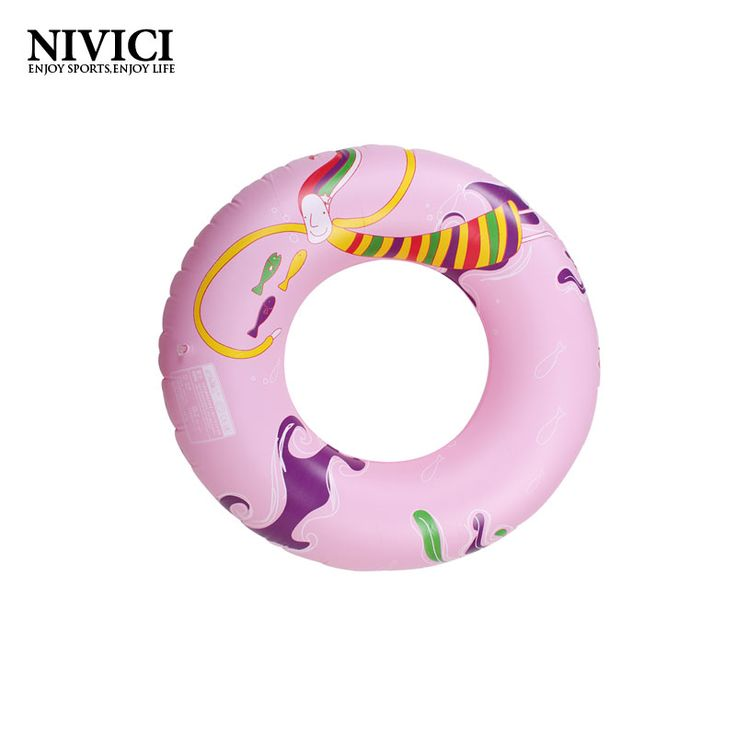 High quality 2016 Summer Pool Adults swim ring infloated lifebuoy children 4 colors inflatable rings  90cm women swimming ring