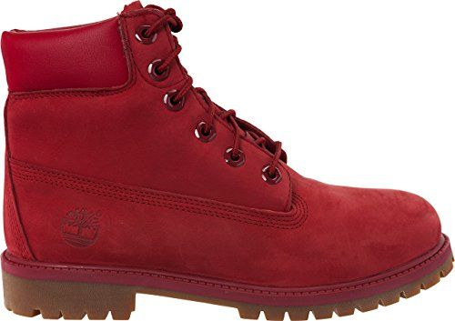 Nellie Leather and Suede Non-Waterproof, Bottes Chukka Femme, Marron (Rust), 38.5 EUTimberland