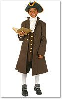 Crispus Attucks Colonial Costume