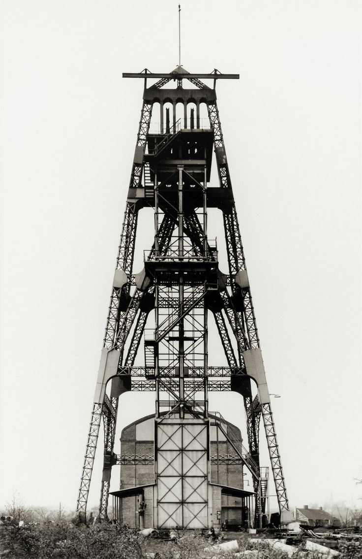 By Bernd and Hilla Becher