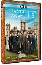 Downton Abbey, Series 5[Videoupptagning] /, written and created by Julian Fellowes ... #film #dvdfilm