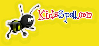 Free website for kids.  Type in their spelling words for the week and it creates games to help them practice the words.