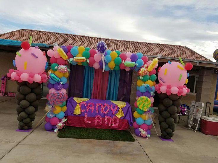 Realizamos linda #decoracionenglobos para fiestas infantiles y eventos empresariales escríbenos o llámanos aquí 3103082065 / 3008484766 /7478381 / 7478289