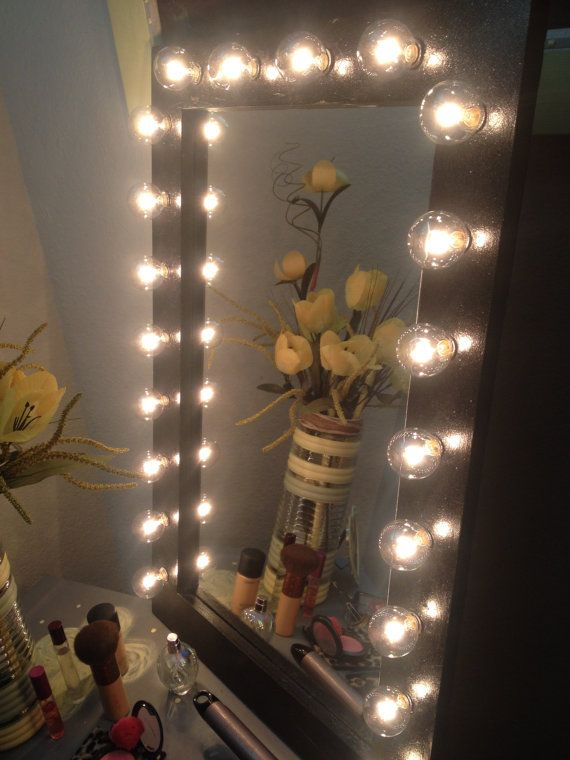 Vanity Mirror With Lights Etsy : Galaxy space, Space saver and Vanities on Pinterest