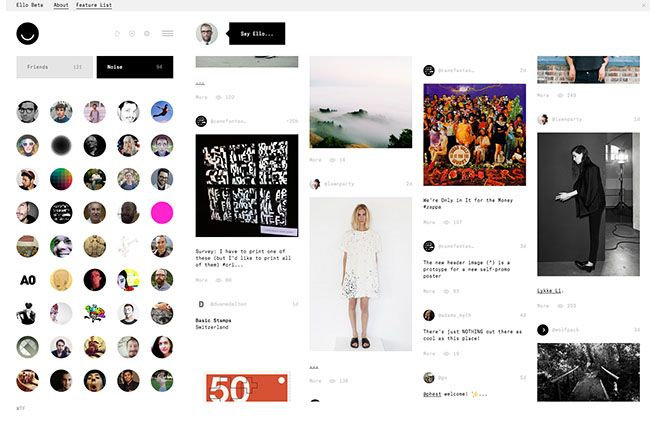 Ello: Social Networking Without Ads