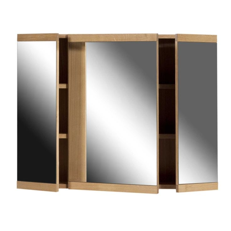 Pic Of Bathroom cabinets door mirror