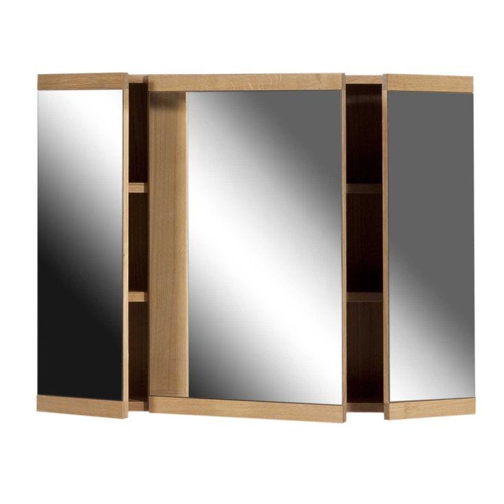 Bathroom Cabinets 3 Door Mirror